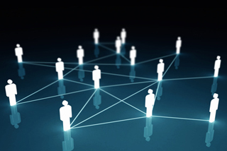 interconnected individuals