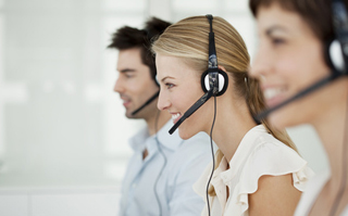 personnes call center